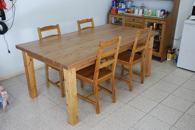 IKEA Dining Table FORSBY table only 225 the price on  : 3205227277e56fffbb86z from www.flickr.com size 500 x 335 jpeg 102kB