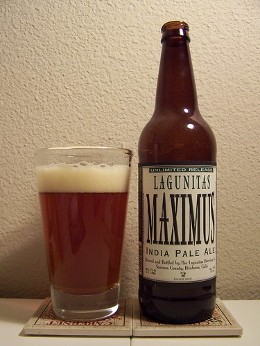 Lagunitas Maximus IPA | by Must Love Beer