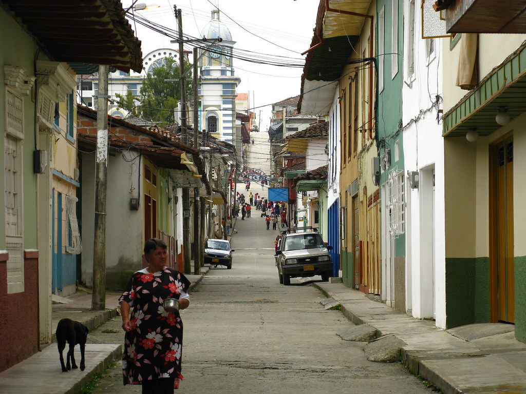 Aguadas Caldas Colombia Aguadas Was Founded On 1814 By