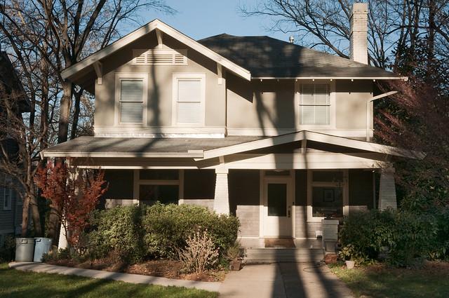 Craftsman house 4 elizabeth charlotte north carolina for Craftsman homes in charlotte nc