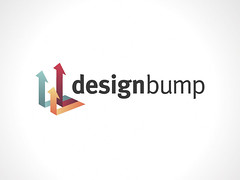 DesignBump Logo | by spoon_graphics