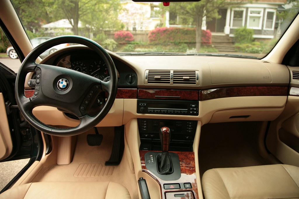 2002 bmw 525i interior dash ryan harvey flickr sciox Choice Image