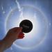 unweaving the ice crystal halo:  136/365