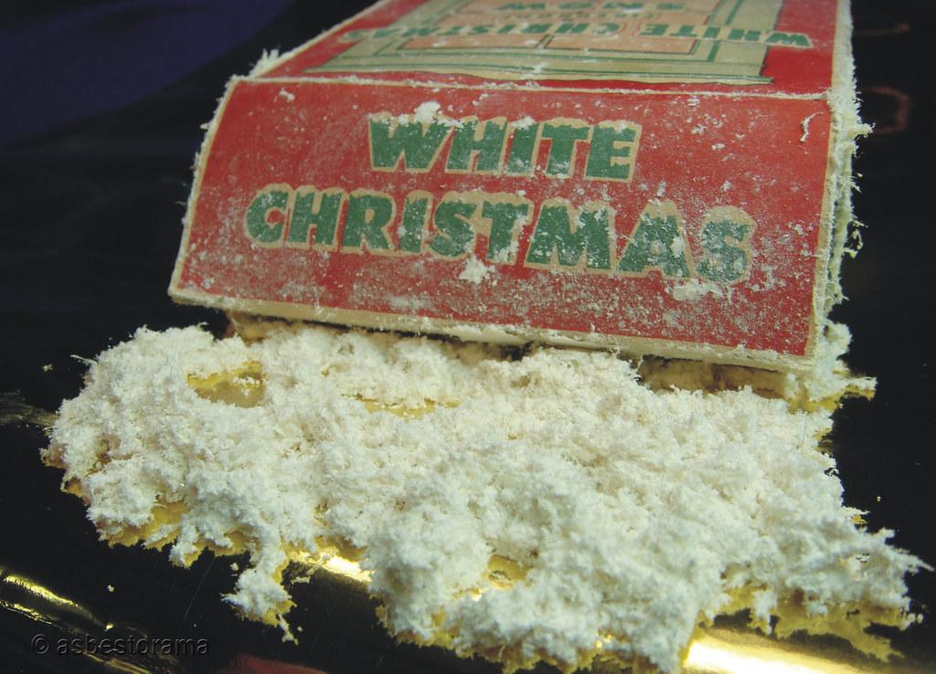 Asbestos Snow