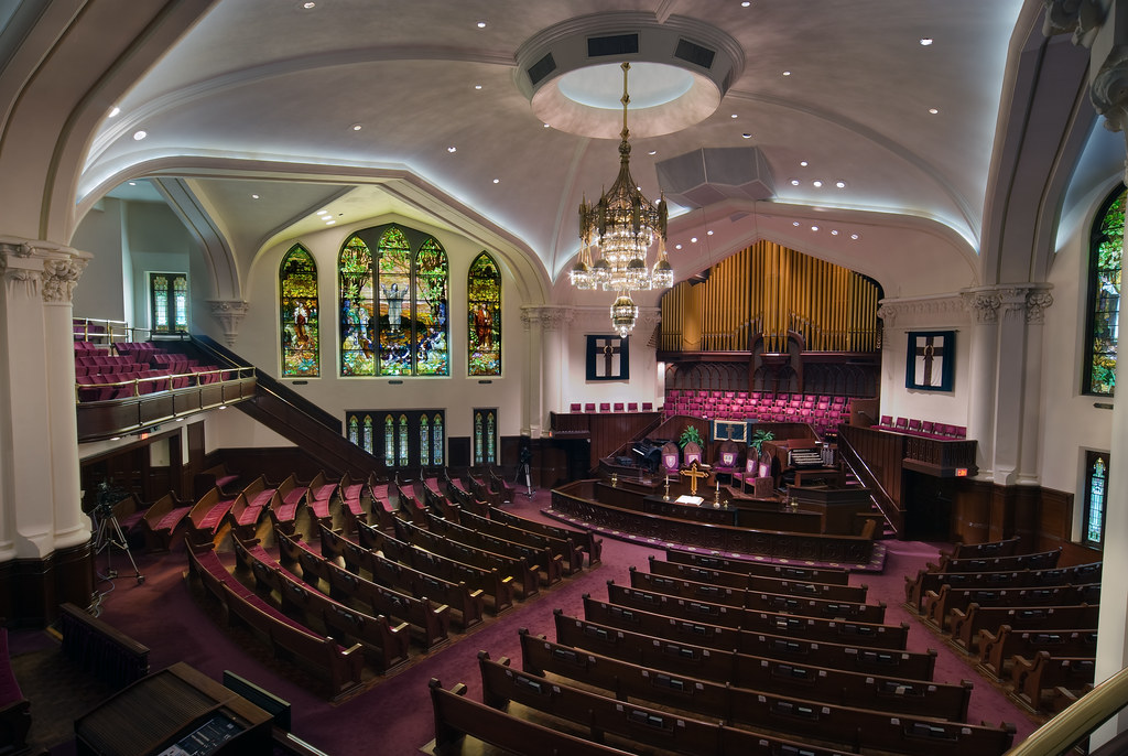 First United Methodist Sanctuary The Sanctuary Of First