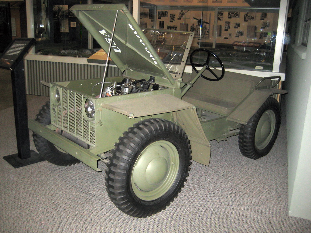 4 0 Jeep Engine >> Crosley CT-3 Pup | One of only seven known to exist today ...