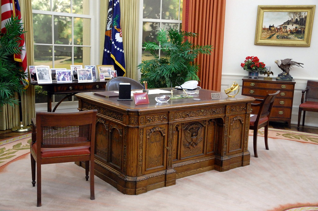 The Oval Office Isnt In The Main Building