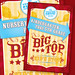 Big Top Kid's Stop Posters