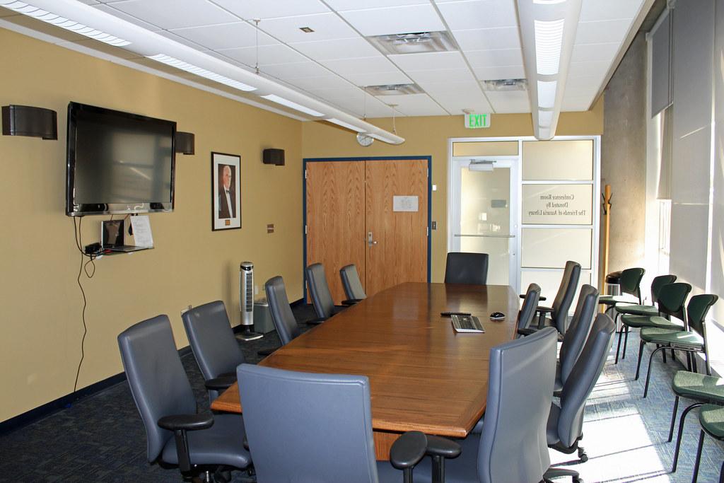 Conference Room Finder London