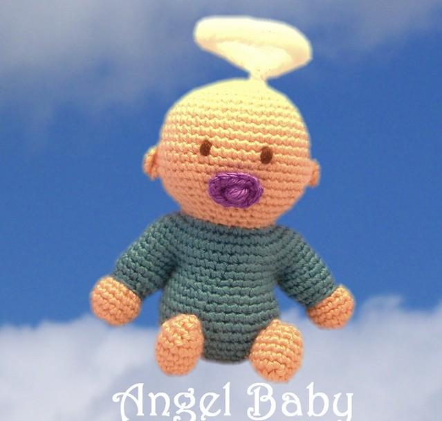 Angel Baby Doll Free Amigurumi Crochet Pattern Free Croc Flickr