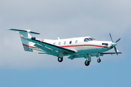 Pilatus PC-12 | by Jon Ostrower