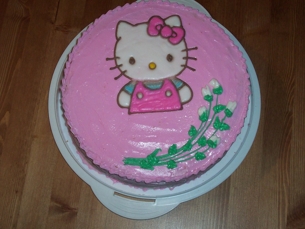 kitty kuchen