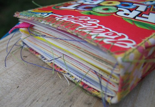 Cereal Box Journals | by useful.books