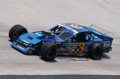 Whelen Modified Test 6 8 09 Bristol Motor Speedway