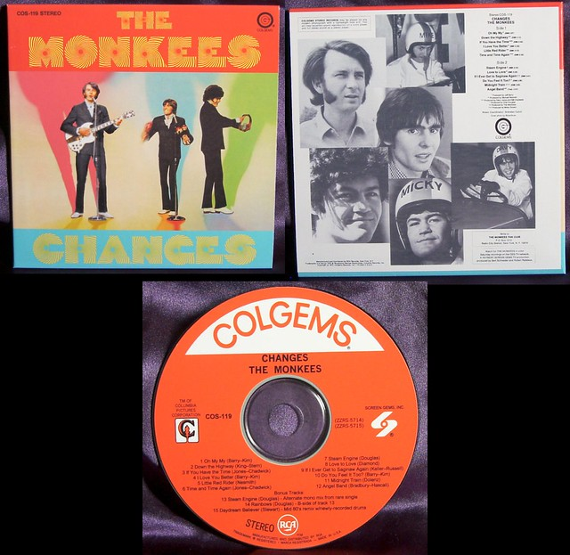 Monkees Oh My My I Love You Better