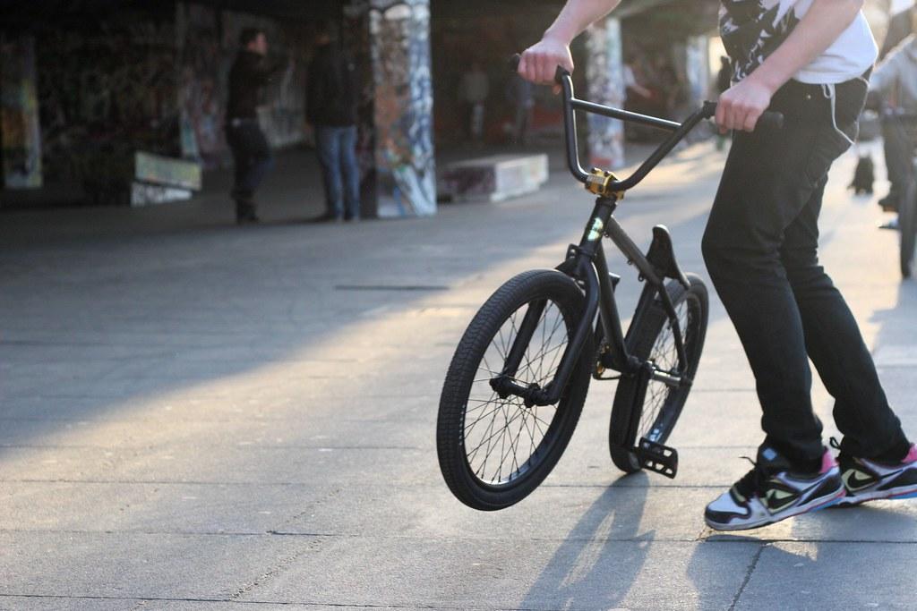 What Bmx Bike Company Uses Only A Spanish Bottom Bracket