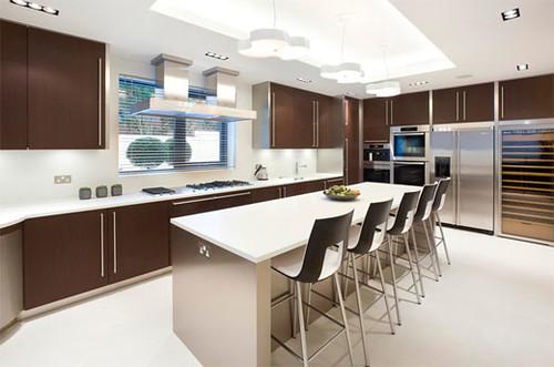 Modern white kitchen design photos - Ultra Modern Kitchen Design Ultra Modern Kitchen Design Wi
