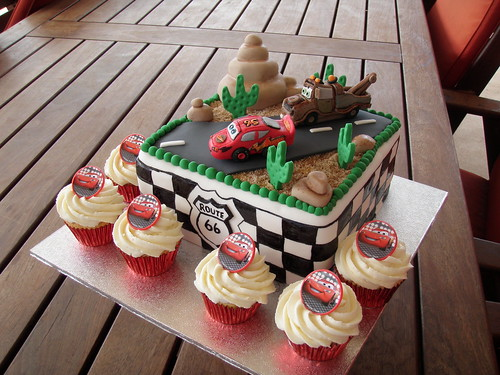 Disney Pixar Cars Cake Design : Gallery Disney Pixar Cars Cake Design