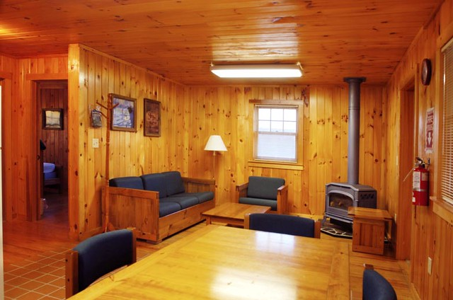 New york 39 s wellesly island state park fully equiped cabin for Cabins new york state
