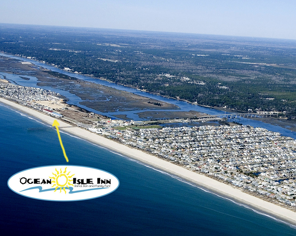 Distance From Ocean Isle To Myrtle Beach