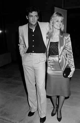 Michael Madsen And Georganne Lapiere Dec 1983 Derek B E