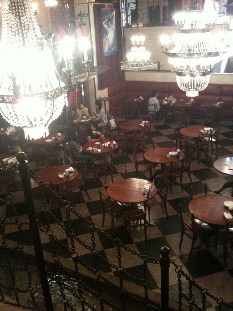 Boheme Cafe And Wine Bar Houston Tx