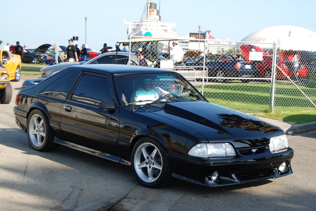 Ford Mustang Gt >> FORD MUSTANG 5.0 GT (FOXBODY) | Navymailman | Flickr
