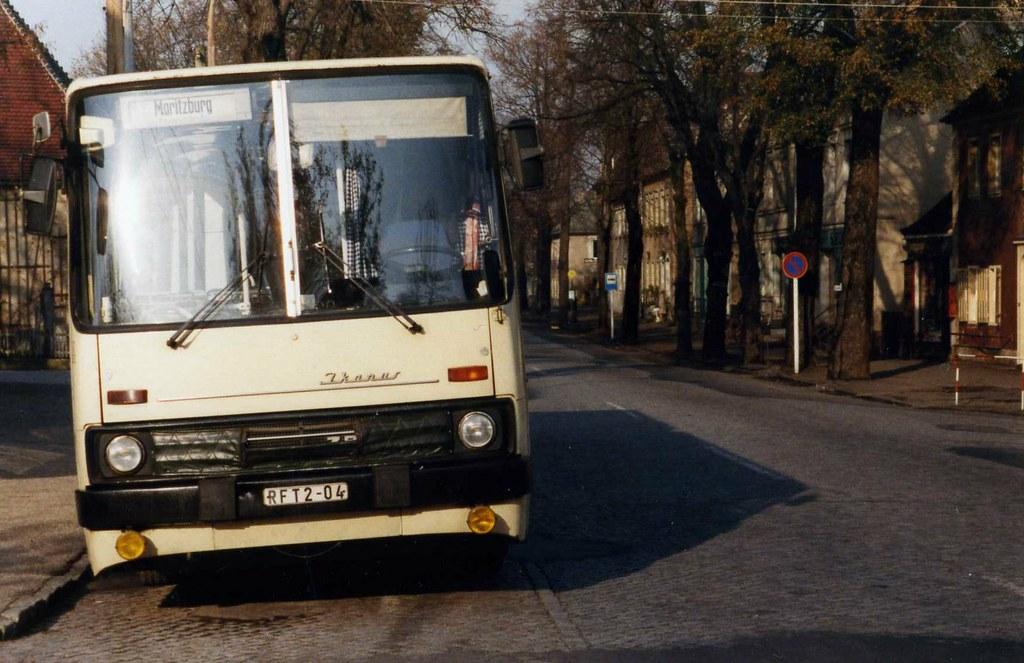 ikarus bus moritzburg dresden ddr 8 november 1989 flickr. Black Bedroom Furniture Sets. Home Design Ideas