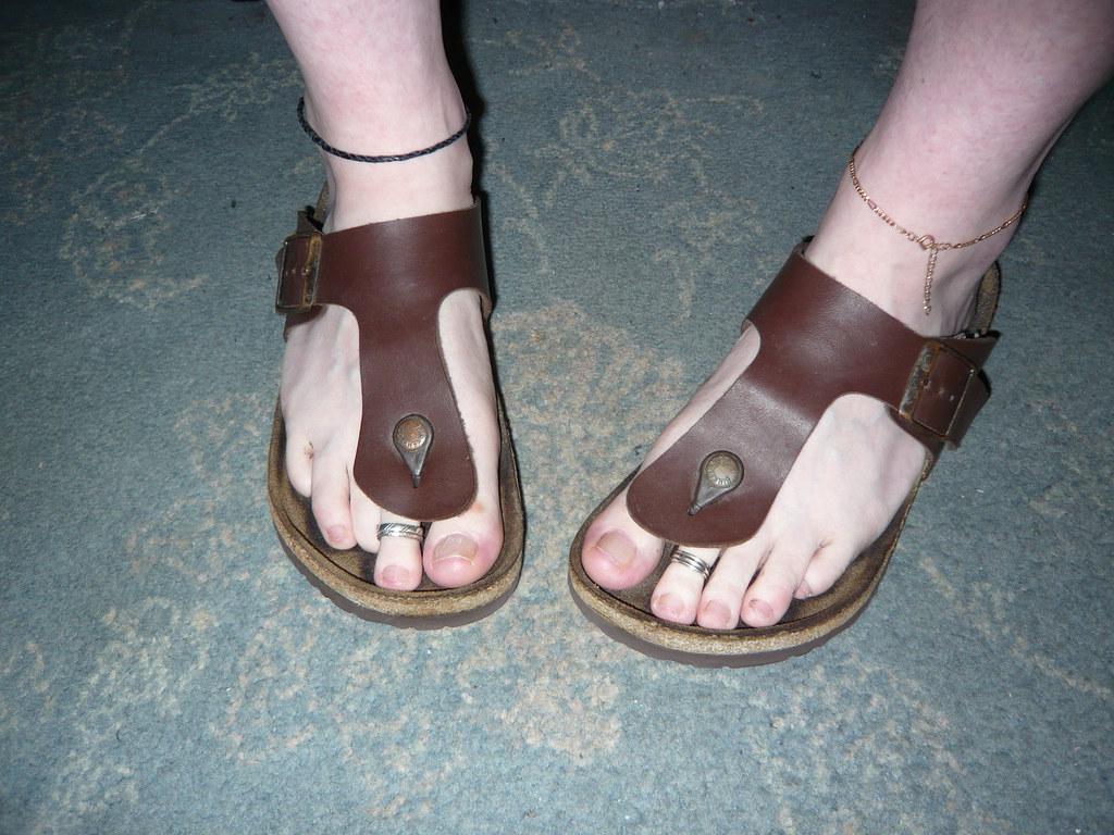 Birkenstock Ramses   Birkenstock # Anklet # Toe Ring # Toe ...