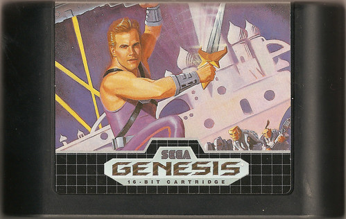 Strider Sega Genesis | by John Mundy
