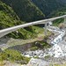 The Otira Gorge Road, New Zealand (Arthur's Pass - South Island)