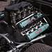 Cooper-Maserati Monaco, Engine