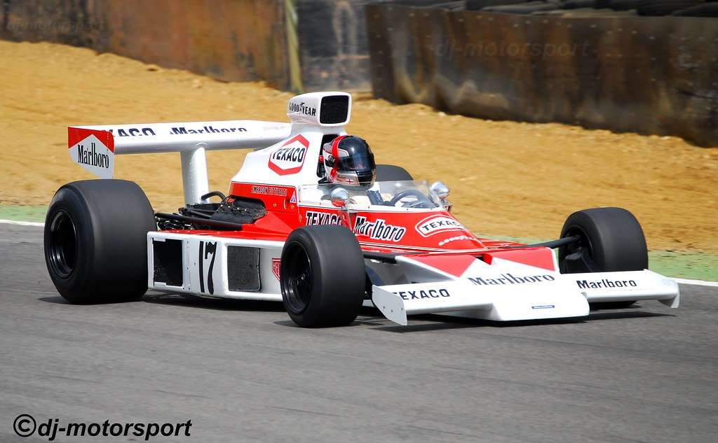 Emmerson Fittipaldi S 1973 Mclaren M23 F1 Car Driven Here Flickr
