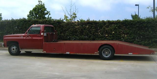 1974 chevrolet 454 v8 wedge car hauler truck for sale side flickr. Black Bedroom Furniture Sets. Home Design Ideas
