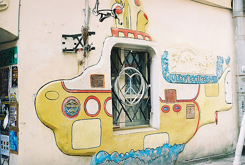 we all live in yellow submarine :) | by pol4asa_do_vesnbl