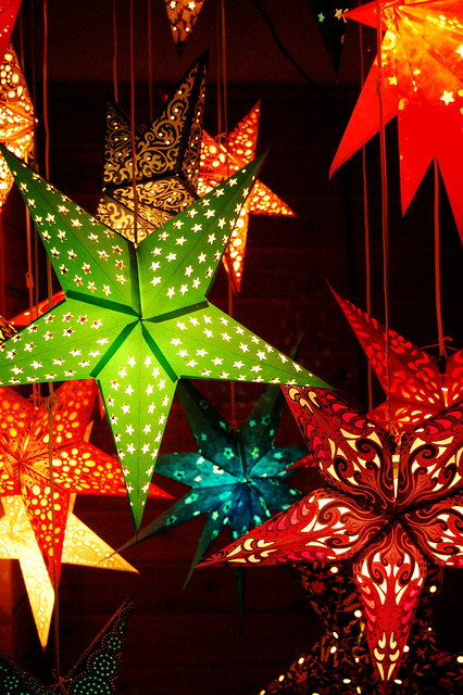 Paper Lantern Stars Flickr Photo Sharing