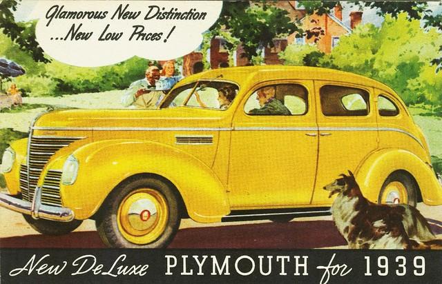 1939 plymouth deluxe touring sedan 4 door alden jewell for 1939 plymouth sedan 4 door