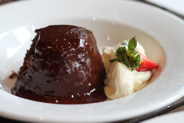Chocolate Pudding Box Cake Recipe