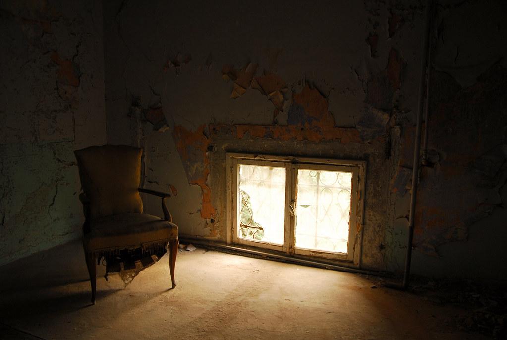 Abandoned Mansion Beirut So Upon Venturing Inside We