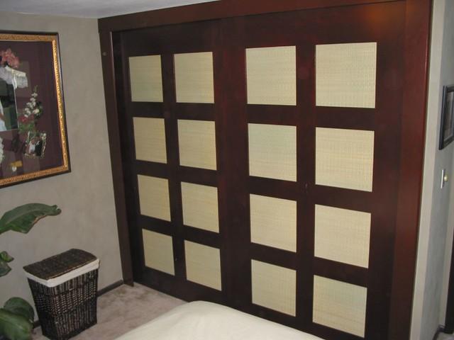 Custom Made Sliding Closet Doors Tree City Woodworking Flickr