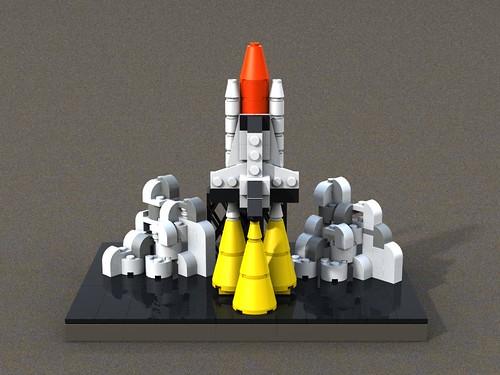 lego space shuttle brick builder - photo #34