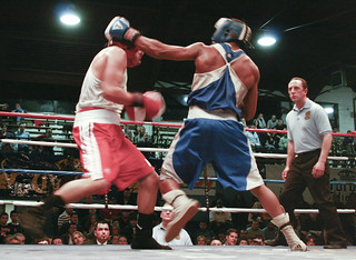 Chicago Golden Gloves Amateur Boxing Tournament | by kate.gardiner