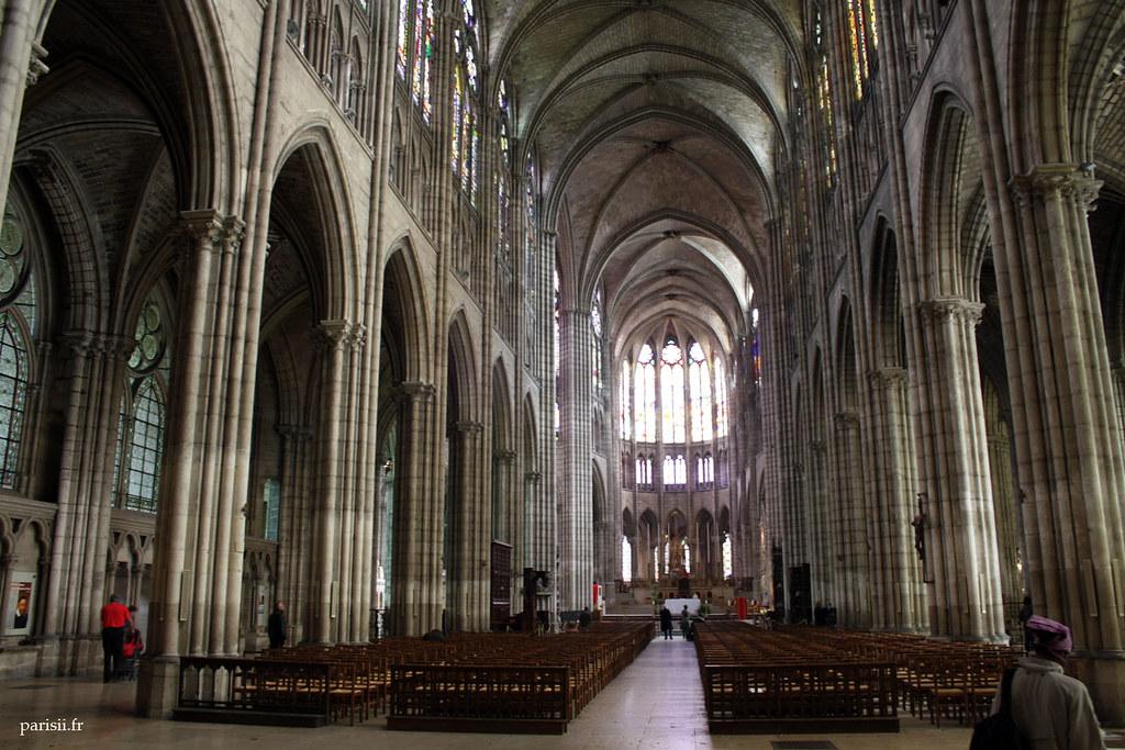 Basilique Saint Denis, France | La basilique de Saint ...