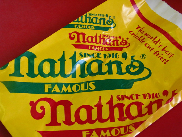 Image Result For Nathans Famous Nyc