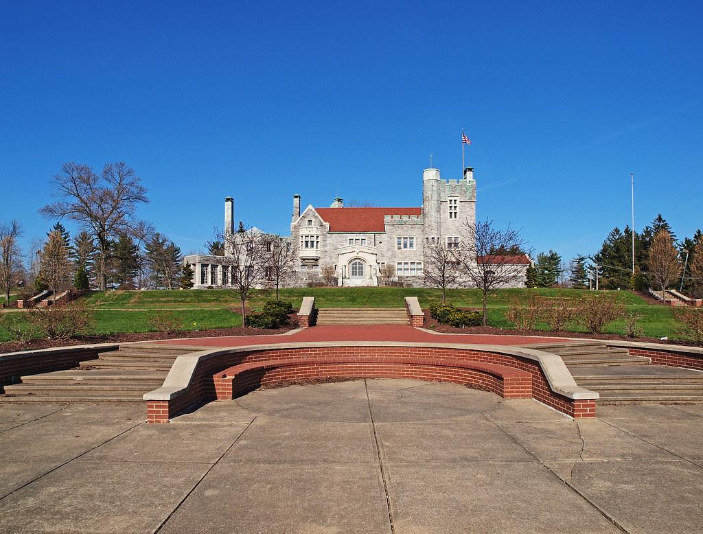 Glamorgan Castle | Alliance, Ohio, United States - Built ...