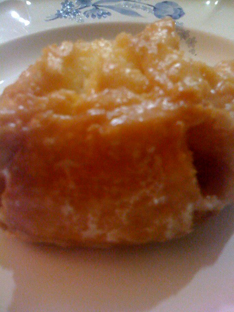 Donut Old Fashioned And Salt