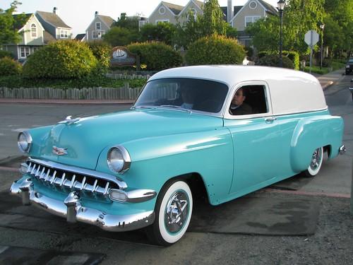 1954 Chevrolet Sedan Delivery 5e62034 2 Flickr Photo