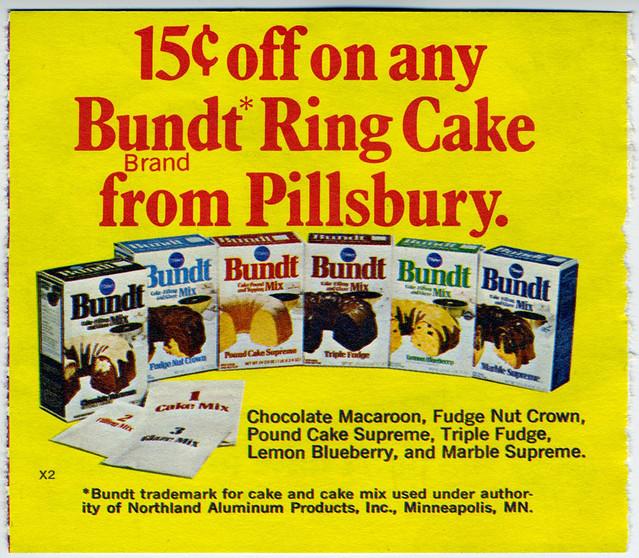 Pillsbury cake mix coupons