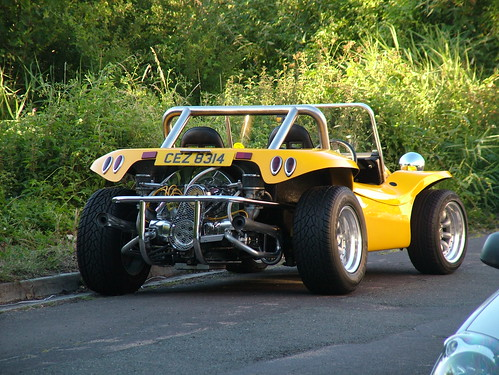 Vw Buggy 2008 Dune Buggy Conversion Based On A 1970 Vw