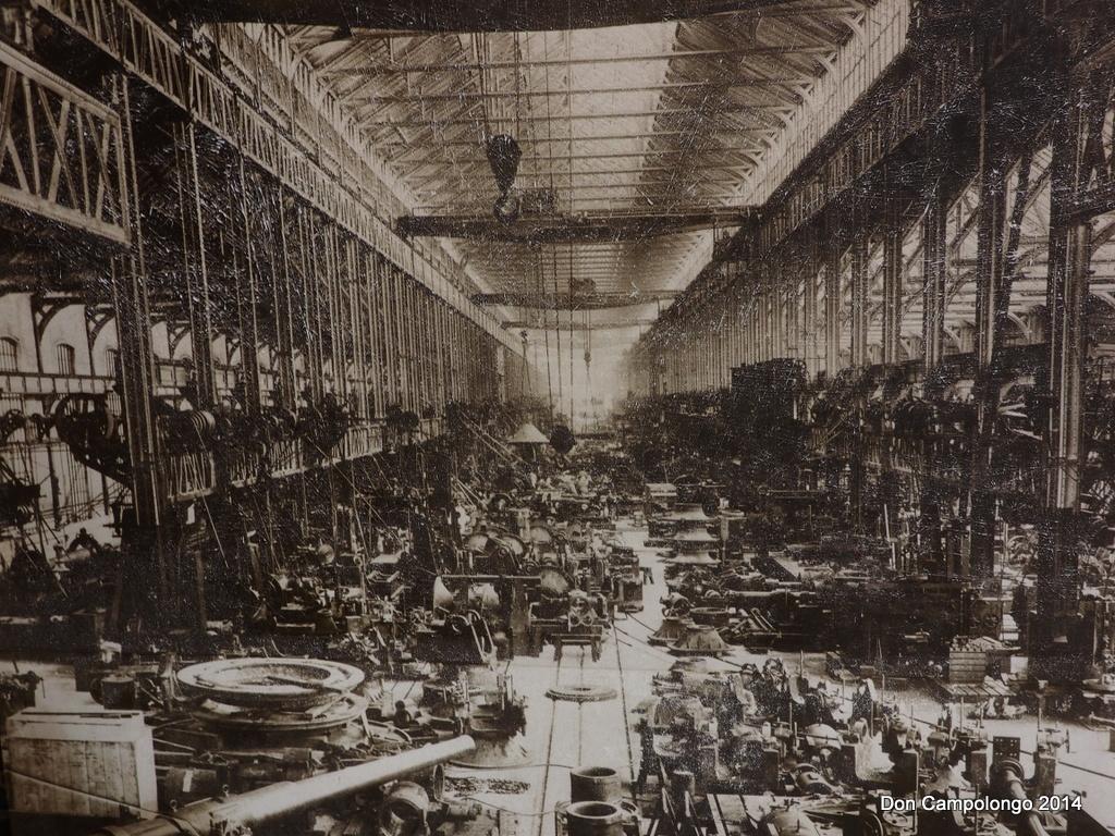 steel machine shop